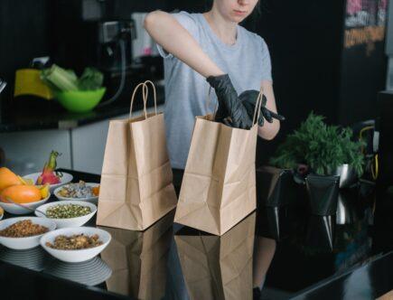Take away food trends
