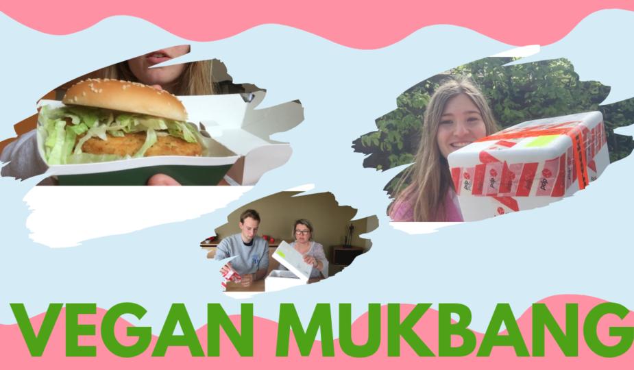 Thumbnail vegan fastfood